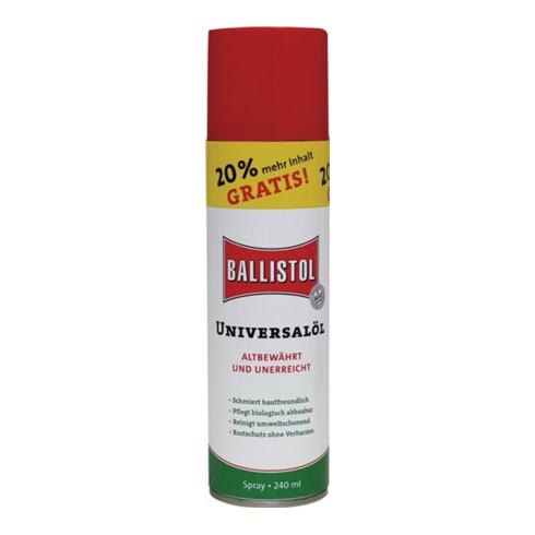 Universalöl 240 ml Spraydose BALLISTOL