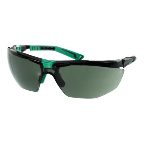 Univet Komfort-Schutzbrille 5X1, Scheibentönung: GREEN