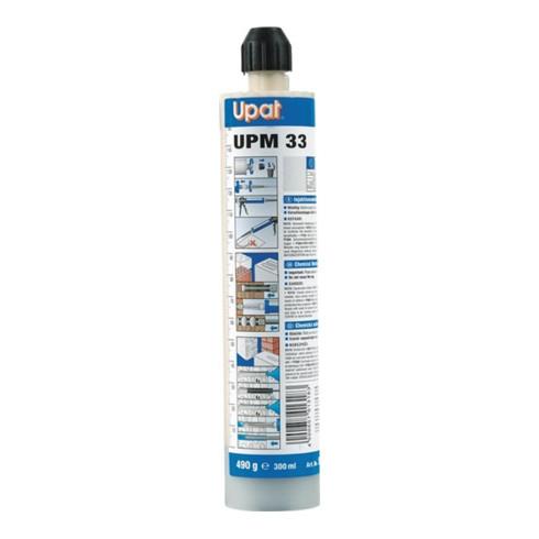 Upat Injektionsmör. UPM 33-300 (1 Kart. a 300ml, 2 Statikm.) S
