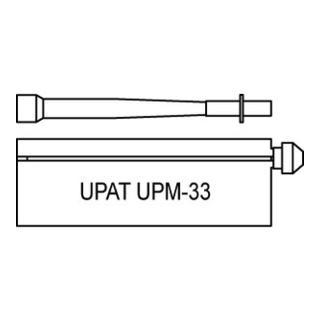 Upat Injektionsmör. UPM 33-360 im Handwerkerkasten S