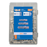 Upat Sortimentsbox Spreizdübel UB U BOX