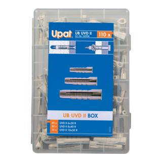 Upat Sortimentsbox Spreizdübel UB UVD II BOX