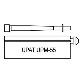 Upat Verbundmörtel UPM 55-390 1 Kartusche/2 Statikmischer S