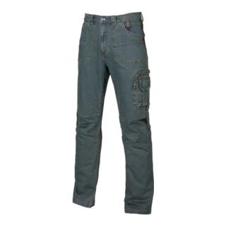 UPower Jeans Traffic Gr.50 blau EN 340-1