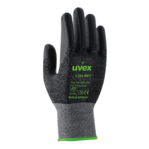 uvex C300 Schutzhandschuh C300 6054208 Gr. 8 nass Stufe3