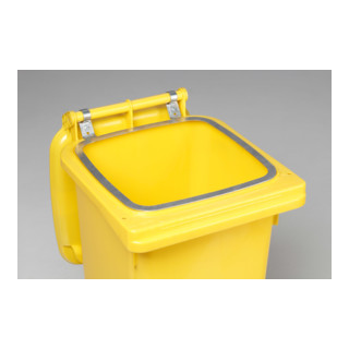 VAR Haltering für Kunststoff-Mülltonne 240-l feuerverzinkt inkl. Befestigungsmaterial