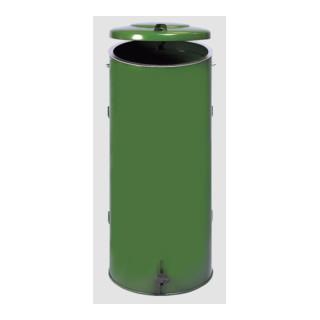 VAR Kompakt-Doppeltür-Pedal grün