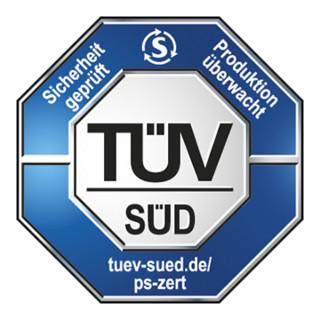 VARIOfit Aluminium Stuhlkarre Vollgummibereifung