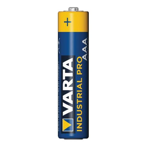 Varta Batterie Industrial 1,5 V AAA Micro 1260 mAh LR03 4003 10 St./Krt.