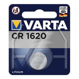 Varta Knopfzelle Professional Electronics 3 V 70 mAh CR1620 16,0x2,0mm