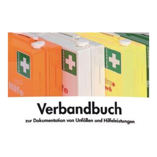 Verbandbuch DIN/A5 Aufbewahrung 5 Jahre