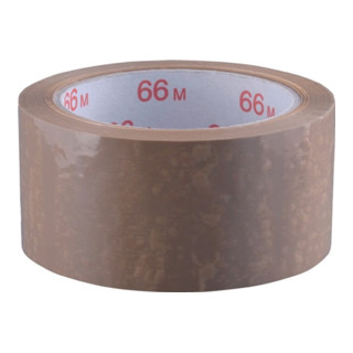 Verpackungsklebeband PVC braun L.66m B.50mm Rl.