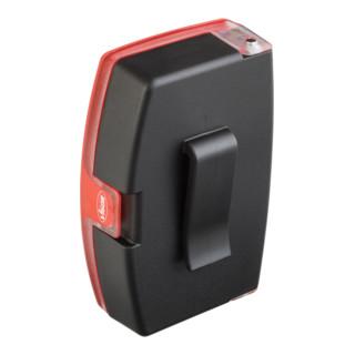 VIGOR Bit Box V5019 Sechskant massiv 6,3 (1/4 Zoll) Schlitz Profil, Innen-Sechskant Profil, Kreuzschlitz Profil PH, Pozidriv Profil PZ, Innen TORX Profil, Tamper Resistant TORX Profil Anzahl Werkzeuge: 32
