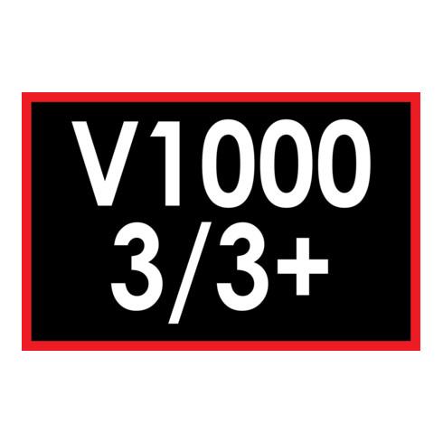 VIGOR Doppel-Maulschlüssel- Ring-Maulschlüssel- Ratschen-Ring-Maulschlüssel-satz V6724