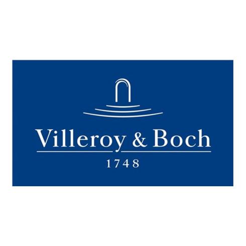 Villeroy & Boch Stand-WC O.NOVO flach, 355 x 465 mm Abgang senkrecht weiß