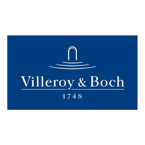 Villeroy & Boch Wand-WC JOYCE tief, spülrandlos, DirectFlush 370 x 560 mm weiß