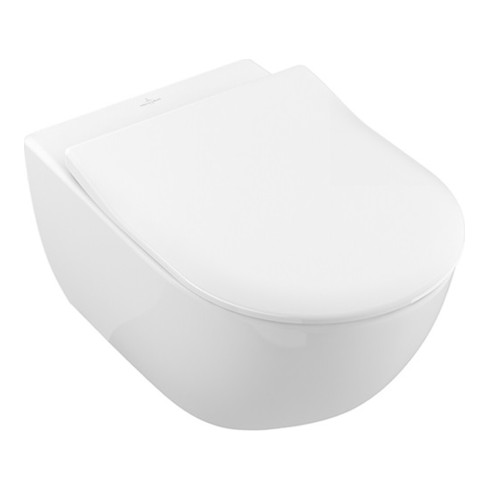 Villeroy & Boch Wand-WC SUBWAY 2.0 tief, 370 x 560 mm weiß