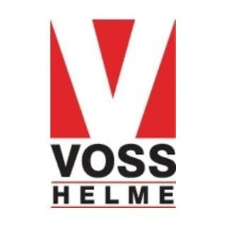 Voss Elektrikerschutzschild glasklar,m.Helmhalterung 460x200mm