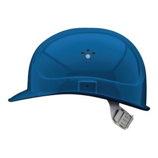 Voss Schutzhelm INAP-Master 6 Pkt.signalblau PE EN 397 30 Helme im Krt.