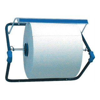Wandhalter profix MET blau lack. H390xB520xT270mm profix Wandhalter