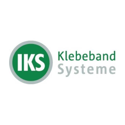 Warnmarkierungsband PVC Sicherheitsbereich weiß/rot/schwarz L.66m B.50mm Rl.IKS