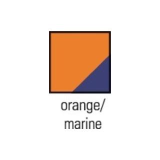 Warnschutz-Pilotenjacke EN471/343 Kl.2 orange/blau