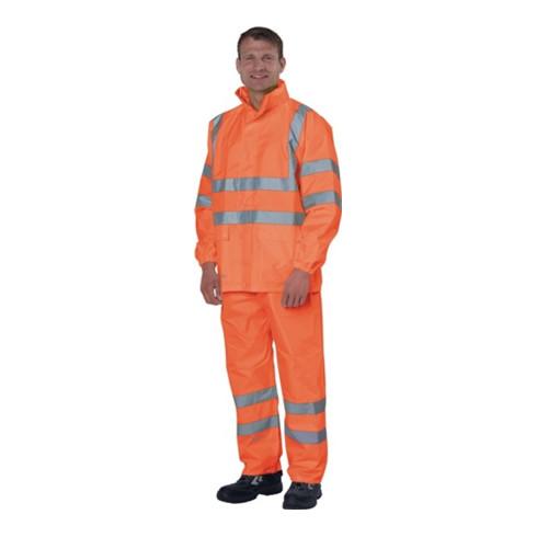 Warnschutz-Regenjacke Gr.L orange PREVENT