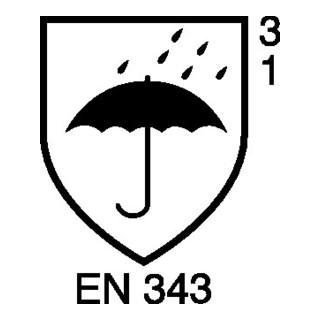 Warnschutzparka EN471/343 Kl.2 orange/marine