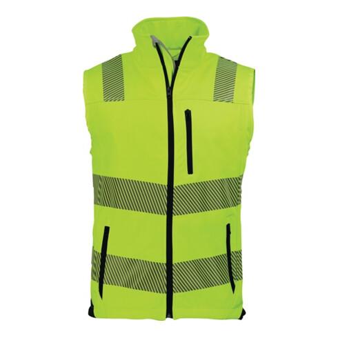 Warnweste Prevent® Trendline  gelb EN ISO 20471 Kl.2 PREVENT TRENDLINE gelb gelb