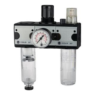 Wartungseinheit MULTIFIX Gew.mm 24,66 HA BG II 3000l/min B.200,8mm RIEGLER