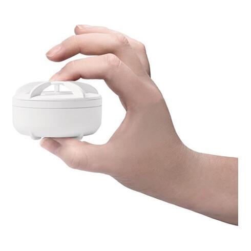 Wassermelder Cavius Wireless 5 Jahre Lithium 3 V weiß 85 dB/3m funktvernetzt