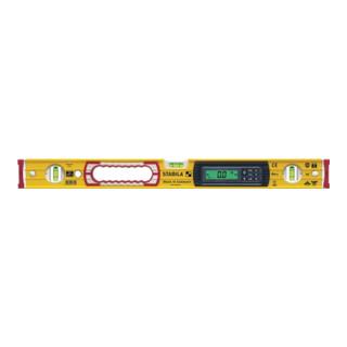 Wasserwaage 196-2 electronic IP65 L.61cm Alu. gelb elektronisch STABILA