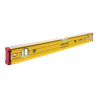 Wasserwaage 96-2 L.61cm Alu. gelb STABILA