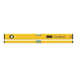 Wasserwaage L.100cm Alu. gelb BMI