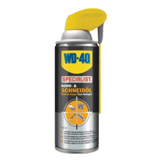 WD-40 SPECIALIST Bohr-/Schneidölspray 400 ml Spraydose Smart Straw