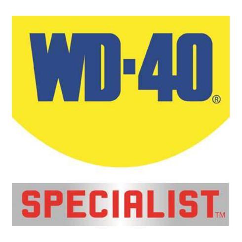 WD-40 SPECIALIST Hochleistungsrostlöser 400ml NSF H2 -20 bis +90 Grad