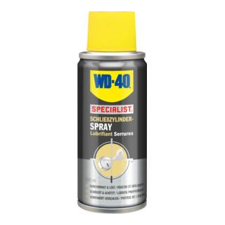 WD-40 SPECIALIST Schliesszylinderspray 100 ml Spraydose