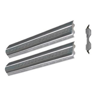 Wendehobelmesser f. Sys. TERSA L.640mm B.10mm D.2,3mm TersoTri® HSS-M42 BARKE