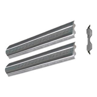 Wendehobelmesser f. System TERSA L.630mm B.10mm D. 2,3mm TersoTri® HSS-M42 BARKE