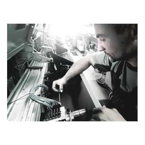 Wera 2035/6 A Elektroniker-Schraubendrehersatz + Rack, 6-teilig