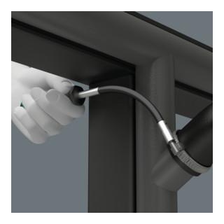 Wera 392 Bits-Handhalter mit flexiblem Schaft