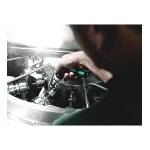 Wera 7440/41/42 Kraftform Drehmomentschraubendreher-Satz 0,3-6,0 Nm, 27-teilig