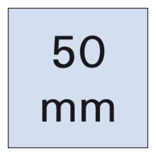 Wera 800/4 Z Schlitz-Bits, 6,5 x 1,2 mm, Länge 50 mm