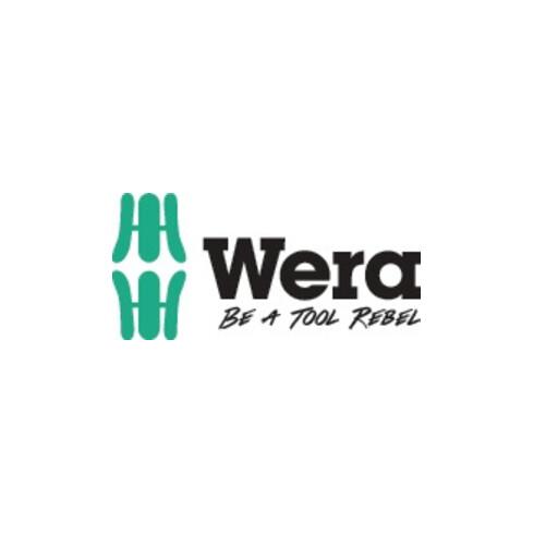 """Wera 811/1 Bits-Handhalter für 1/4"""" Außensechskant"""
