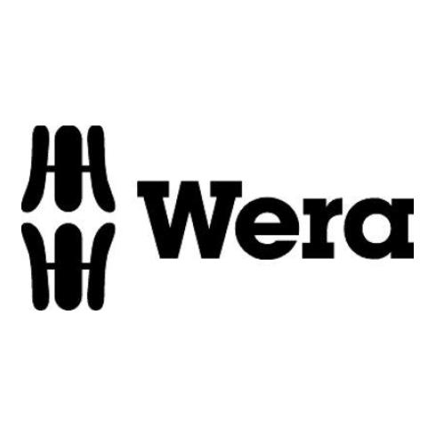 Wera 840/2 Z Sechskant-Bits, SW (metrisch) 3 mm, Länge 30 mm