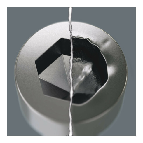 Wera 840/4 Z Sechskant-Bits, SW (metrisch) 4,0 mm, Länge 50 mm