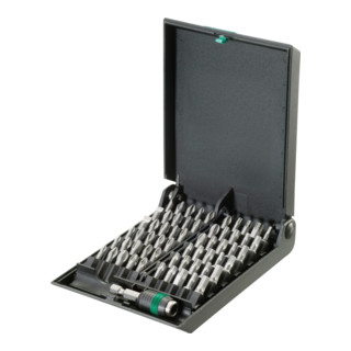 Wera 8600/889-60 TZ Bit-Safe Rapidaptor, 61-teilig