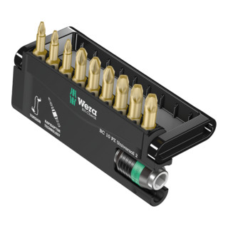 Wera 8655-9/TH Bit-Check – Rapidaptor