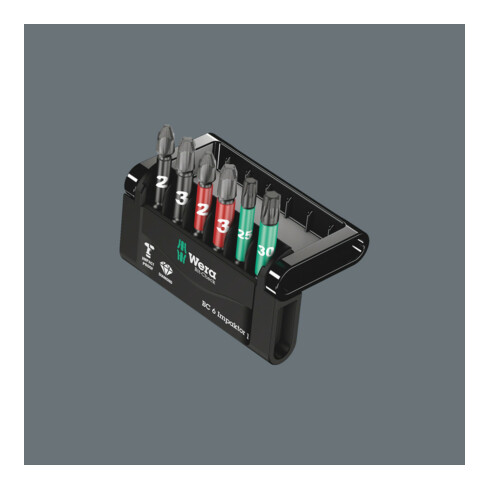 Wera Bit-Sortiment, Mini-Check Impaktor 4