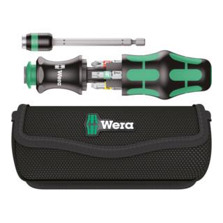 Wera Kraftform Kompakt 20 Tool Finder 1 mit Tasche, 7-teilig
